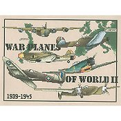 Vickery Collection - War Planes of World War II