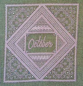 Northern Expressions Needlework - Birthstone Series - October Opal MAIN