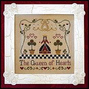Classic Colorworks - The Queen of Hearts