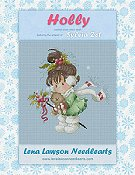 Lena Lawson Needlearts - Holly THUMBNAIL