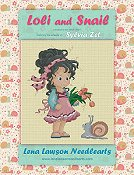 Lena Lawson Needlearts - Loli and Snail