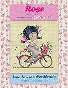 Lena Lawson Needlearts - Rose THUMBNAIL