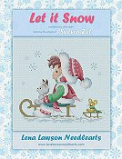 Lena Lawson Needlearts - Let It Snow