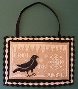 Misty Hill Studio - Crows On Snow THUMBNAIL