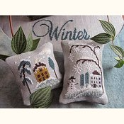 By The Bay Needleart - Chilly Winter