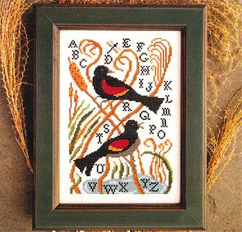 Carriage House Samplings - Red-Winged Blackbirds_MAIN