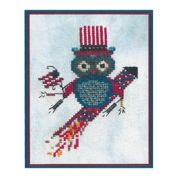The Stitchworks - Uncle Sam Whoo Owl Series_THUMBNAIL