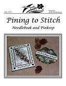 Amaryllis Artworks - Pining to Stitch Needlebook and Pinkeep THUMBNAIL