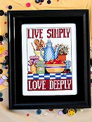 Bobbie G Designs - Love Simply Love Deeply_THUMBNAIL