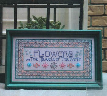 Annalee Waite Designs - Jewel Flowers MAIN