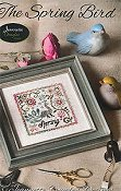 Jeannette Douglas Designs - The Spring Bird_THUMBNAIL