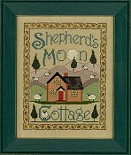 Elizabeth's Designs - Shepherd's Moon Cottage