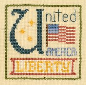 Elizabeth's Designs - U Is For United