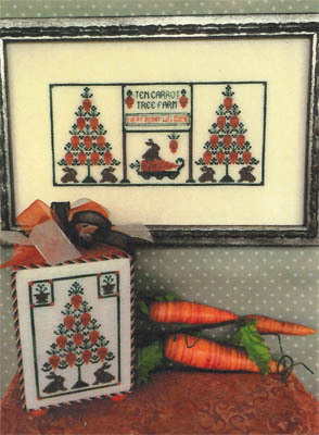 Scissortail Designs - Ten Carrot Tree Farm THUMBNAIL