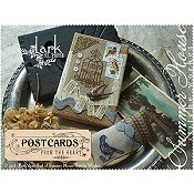 Summer House Stitche Workes - Postcards From The Heart - #3 Lark