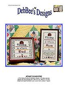DebBee's Designs - Home Samplers