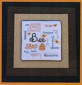 Faithwurks Designs - Bee Seasonal Easel THUMBNAIL