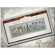 Country Cottage Needleworks - Afternoon in Paris THUMBNAIL