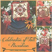 Lindsay Lane Designs - Celebration of Fall Pincushion