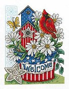 Imaginating - Patriotic Welcome 2923