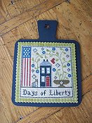 Chessie & Me - Days of Liberty