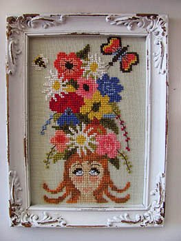 By The Bay Needleart - Think Spring MAIN