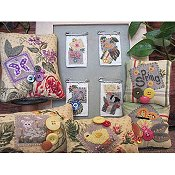 By The Bay Needleart - Stitch An Inch - Spring Orni's THUMBNAIL
