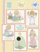 Designs By Gloria & Pat - Precious Moments - A Collection of Favorites Vol. 1 PM83