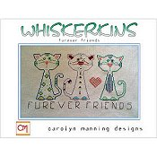 Carolyn Manning Designs - Whiskerkins - Furever Friends THUMBNAIL