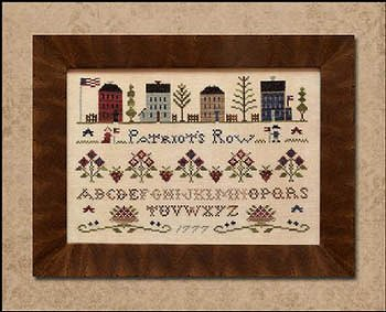 Little House Needleworks - Patriot's Row MAIN