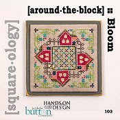 Just Another Button Company - Square.ology - Around The Block 103 THUMBNAIL