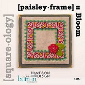 Just Another Button Company - Square.ology - Paisley Frame 104 THUMBNAIL