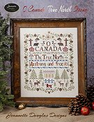 Jeannette Douglas Designs - O Canada True North Strong