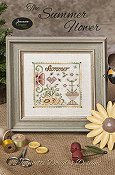 Jeannette Douglas Designs - The Summer Flower_THUMBNAIL
