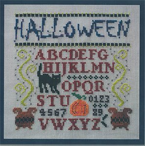 Turquoise Graphics & Design - Mini Halloween Sampler MAIN