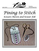 Amaryllis Artworks - Pinning To Stitch Scissors Haven and Scissors Fob THUMBNAIL