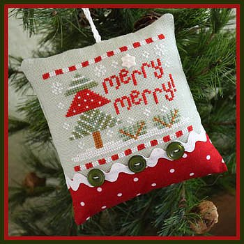 Country Cottage Needleworks - Classic Collection #10 - Merry Merry MAIN