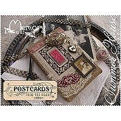 Summer House Stitche Workes - Postcards From The Heart - #6 Memory THUMBNAIL
