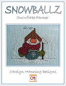 Carolyn Manning Designs - Snowballz - Snowflake Farmer