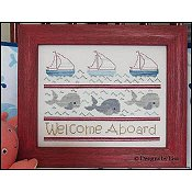 Designs By Lisa - Welcome Aboard THUMBNAIL