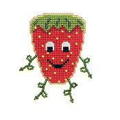 Flowers 2 Flowers - Strawberry Buddy Kit (K022)