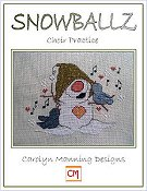 Carolyn Manning Designs - Snowballz - Choir Practice