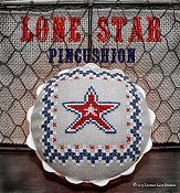 Lindsay Lane Designs - Lone Star Pincushion