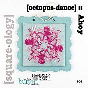 Just Another Button Company - Square.ology - Octopus Dance 106 THUMBNAIL