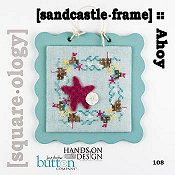Just Another Button Company - Square.ology - Sandcastle Frame 108 THUMBNAIL