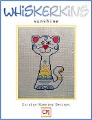 Carolyn Manning Designs - Whiskerkins - Sunshine THUMBNAIL