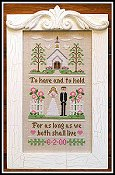 Country Cottage Needleworks - To Have And To Hold THUMBNAIL