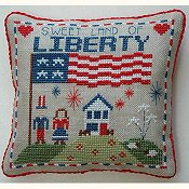 Tiny Modernist - Liberty Pillow THUMBNAIL
