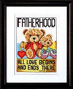 Bobbie G Designs - Fatherhood