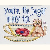 MarNic Designs - You're The Sugar In My Tea